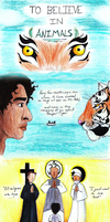 To Believe in Animals - Life of Pi by JoeyHazelLM