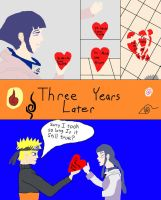 NaruHina: Broken Heart by SilentMagi