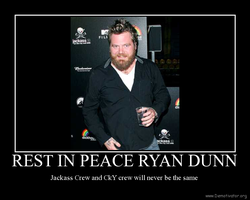 Ryan Dunn RIP by Sibbs00000