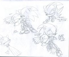 Sonic's Loss by LillyCrystal