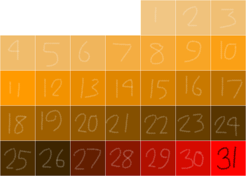 [adopts] halloween advent by ArcticLlama