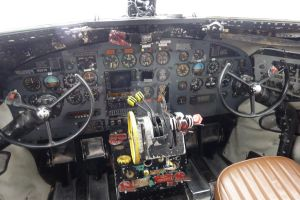 DC-3 cockpit by Jetta-Windstar