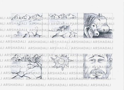 story boarding 1 by arshadali