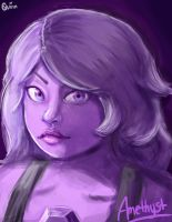 Amethyst by quinntheking