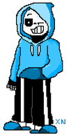 Dancetale Sans by Xenonitez