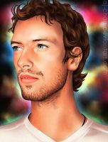Chris Martin by aj-chan