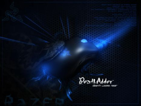 Razer Death Adder by thekellz