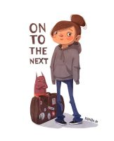 on to the next by Iraville