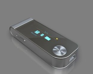MP3 Player by bloederbauer