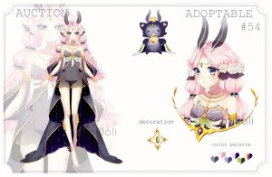 AUCTION[CLOSED] #54 by milloli