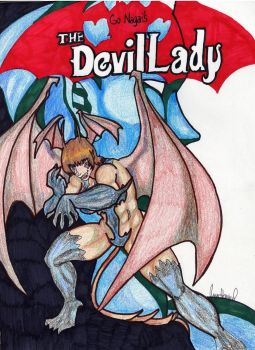 Go Nagai's Devil Lady by Alkaline-Lady