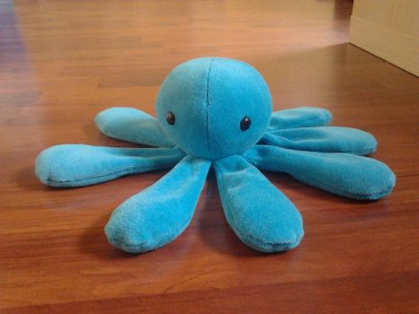 Octopus by Dylan-Fly