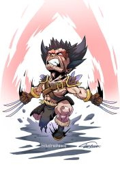 Wolverine the Berserker by ShawnnL