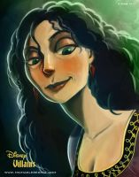 Mother Gothel - Young Set 2 by mregina