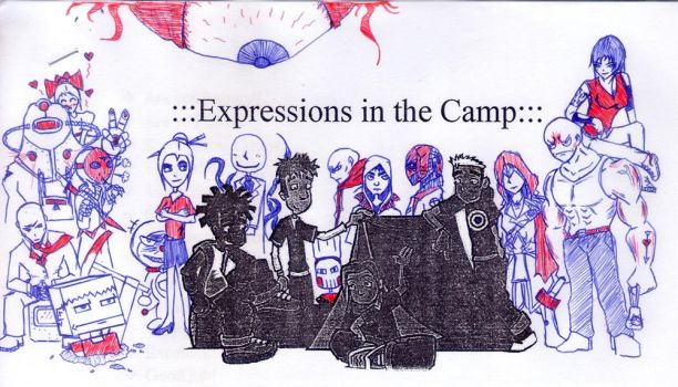 Expressions in the Camp (LOL) by ckdh29