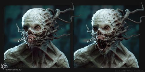 The Scorch Trials - CRANK Concept Art by KENBARTHELMEY