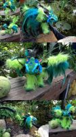 Sydreth - Poseable Dragon - SOLD by SonsationalCreations