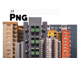 Png Buildings by LilithDemoness