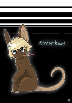 Mirrorheart by piijay