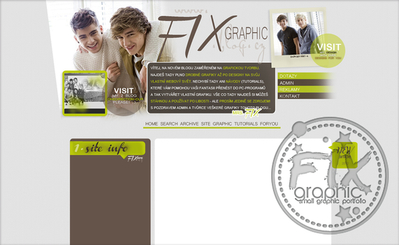 #1 FIX-GRAPHIC by FIXgraphic