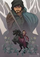 Athos - The Musketeers by Kaisel