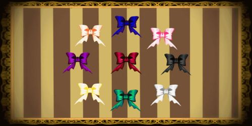 Mega Cute BOW - Download by YamiSweet