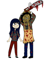 request for thedeadlywaffle by sickali