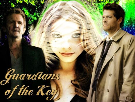 Guardians of the Key by PatriciaTepes