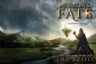 Absalom's Fate Cover Illustration by rmhaskell