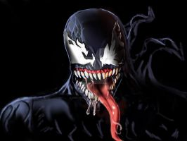 Ho venom my old friend by ShelvsHotpencil