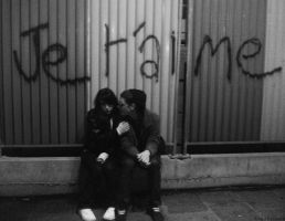 Je t'aime by Royalshake