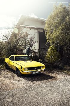 1969 Chevrolet Camaro SuperSport by AmericanMuscle