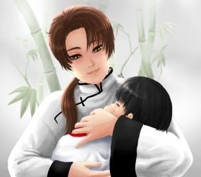 You can rest with me _ Hetalia by Acepalm