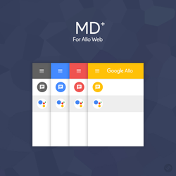 MD+ for Allo Web by link6155