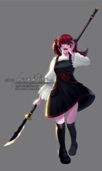 +Comm: Character #2+ by twilight-inochihime