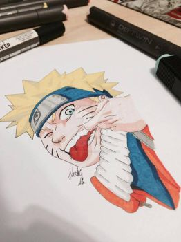 Naruto by An0therPerspective