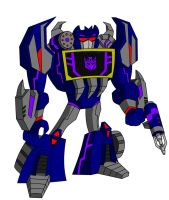 Animated WfC Soundwave by AleximusPrime