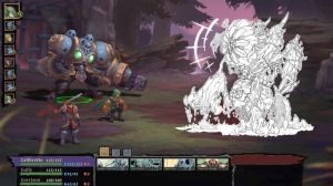 Battle Chasers Creature Art Competition Entry by nctorres