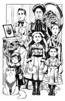 The Family 2015 by TessFowler