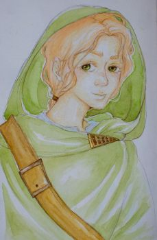 Kvothe by Theredwateringcan