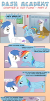 Dash Academy Chapter 2 - Hot Flank #2 by SorcerusHorserus