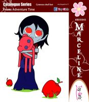 Toy Girls - Catalogue Series 45: Marceline by mickeyelric11