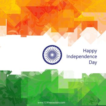 Indian Republic Day | Independence Day Background by 123freevectors