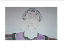 Happy Halloween From Yours Truly, Claude Frollo by FireNationPhoenix