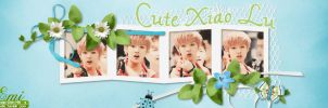 LuHan's Cover photo by Emiyeol