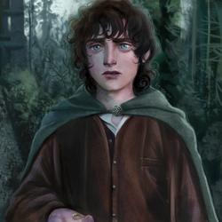 Frodo by Bofable