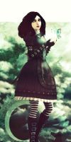 Alice Madness Returns Dress by MeiAliceLiddell