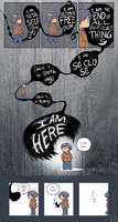 In honor of National Suicide Prevention Month by luyidraws