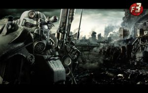 Fallout 3 Wallpaper by igotgame1075