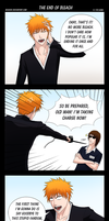 The End of Bleach? by Mizashi